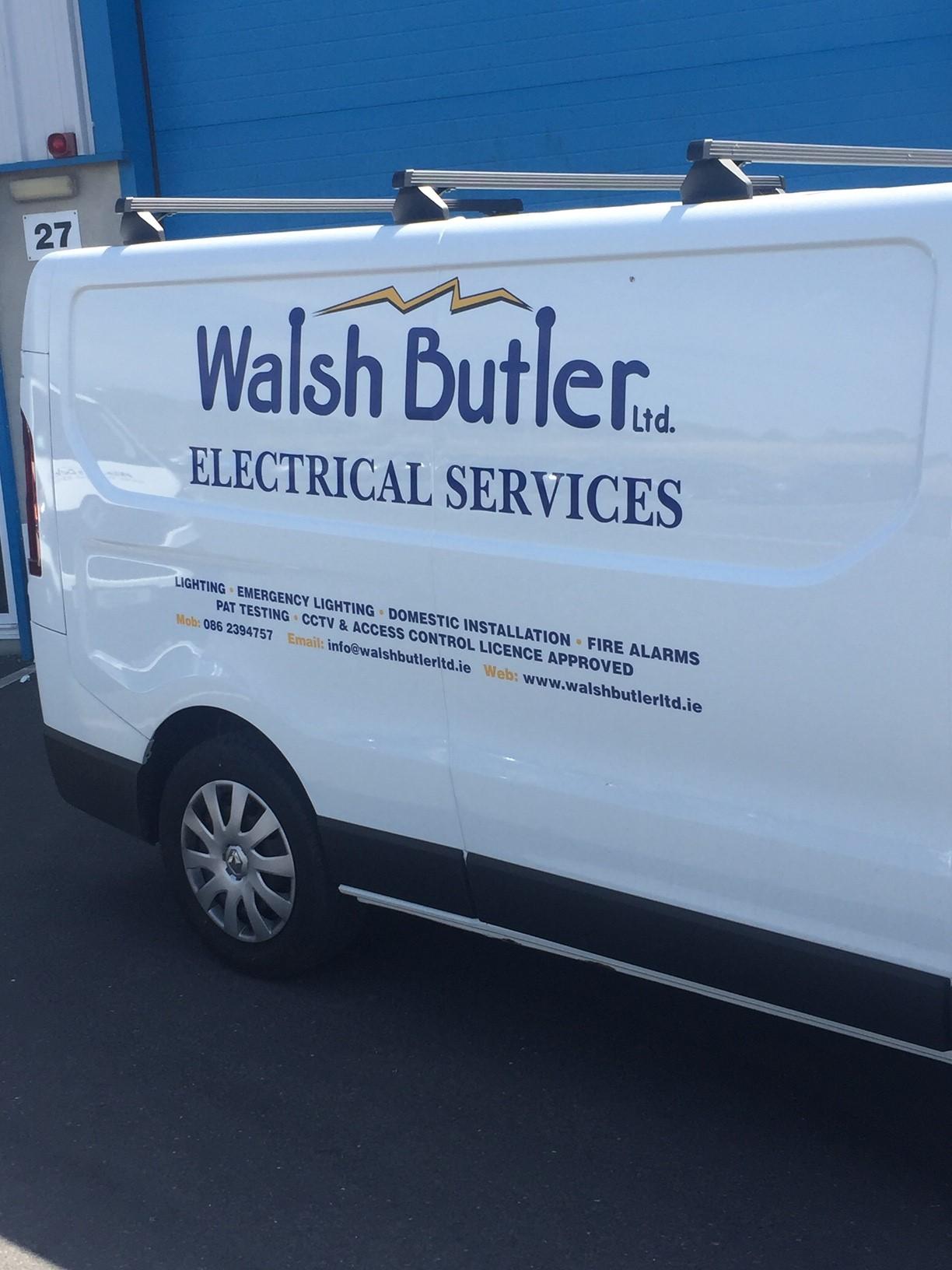 Walsh Butler Ltd Electrical Services